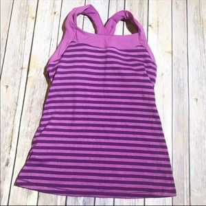 Lucy    Racerback Tank Top Size Small
